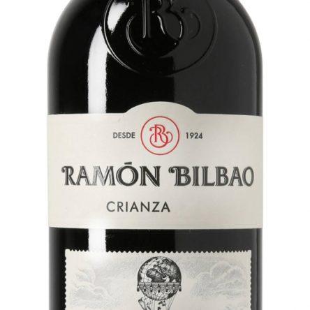 Vino Tinto Ramon Bilbao Crianza